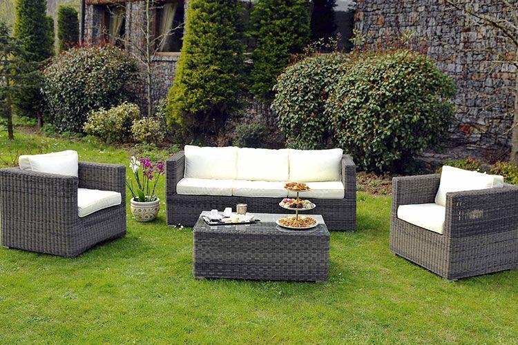 Créer un salon dans son jardin
